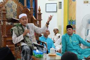 Isra' Mi'raj di Masjid Miftahul Jannah Tembilahan