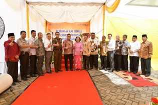 Kas Titipan BI Resmi Beroperasional Di Bank Riau Kepri Pasir Pangaraian