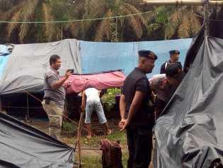 Warga : PT SBAL Gunakan Brimob Halau Masyarakat Tuntut Haknya