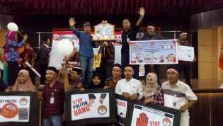Lawan Politik Uang, KPU Inhil: Jika Paslon Melanggar Lapor ke Panwaslu