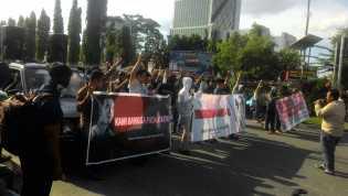 Aliansi Mahasiswa di Riau Dukung Jokowi Indonesa Satu