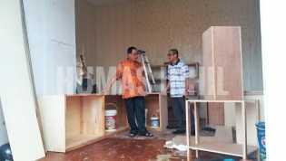 Wardan Tinjau Stan Bazar MTQ ke XXXVII Provinsi Riau Tahun 2018