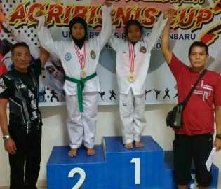 Taekwondo Cilik Lanud Rsn Torehkan Prestasi