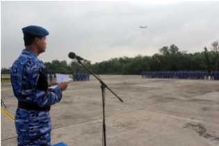 Pangkoopsau I : Netralitas TNI Adalah Harga Mati Yang Harus Dijaga Dan Diimplementasikan