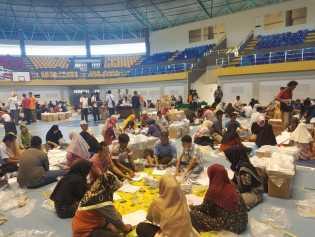 Ketua KPUD Riau Bantah Pekerja Pelipatan Kertas Suara di Kampar Memberontak
