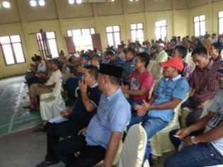 Kampanye di Teluk Pinang, Edy Natar Bertekad Siap Berjuang Membawa Perubahan untuk Riau