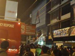 Kebakaran Landa Tiga Ruko di Pekanbaru, Ini Dugaan Penyebabnya