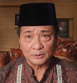 Ketua LAM Alimuddin Ajak Masyarakat Inhil Tolak Pergerakan 'People Power'