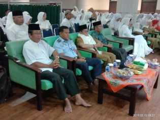 Kabintal Lanud Roesmin Nurjamin Hadiri Pawai Ta'aruf dan Khatamul Quran