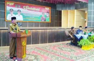 Sosialisasi Pengelolaan Keuangan Desa, TP4D Serta MoU Bidang Datun