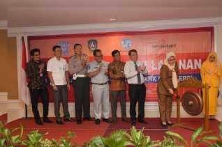 E- Samsat Kepri Resmi Diluncurkan melalui E-Channel Bank Riau Kepri