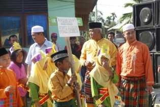 Edy: Salut Desa Binaan Saya Rayakan Tahun Baru Islam 1439 H Dengan Meriah