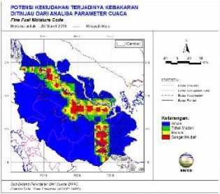 Hanya Tersisa Dua Titik Panas di Riau