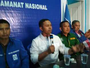 Ikut Bertarung di Pilkada, Abdul Wahid Daftar ke PAN dan NasDem