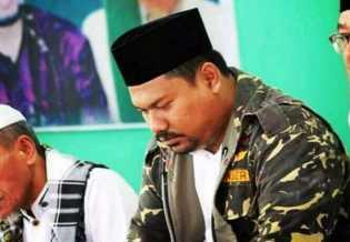 Tolak Gerakan People Power, GP Ansor Riau Serukan Persatuan Usai Pemilu