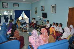 Delegasi AMSO Yasarini Lanud Rsn Siap Raih Prestasi