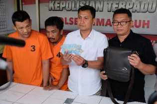 Guru Madrasah di Pekanbaru Korban Pencurian Modus Gembos Ban