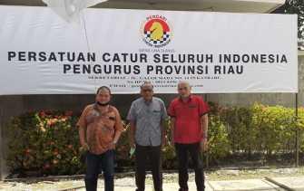 Grand Master Utut Adianto Akan Lantik Pengprov Percasi Riau Sabtu ini