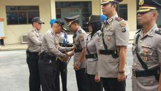 Polresta Pekanbaru Lakukan Penyegaran, 3 Pejabat Utama 2 Kapolsek & Kabag Dimutasi