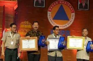 Lagi, BPBD Riau Raih Penghargaan dalam Penanggulangan Karhutla