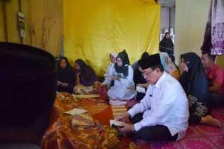 Bupati Wardan Ungkap Duka Cita Atas Wafatnya Busu Atan