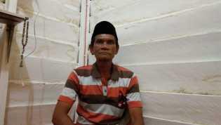Tokoh Suku Duano Pulau Baso Tolak 'People Power'
