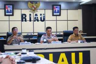Kepala DPM-PTSP Ekpos Persiapan Pengoperasian MPP