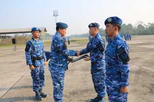 Pangkoopsau I Ingatkan Personel TNI AU Netralitas TNI Harga Mati