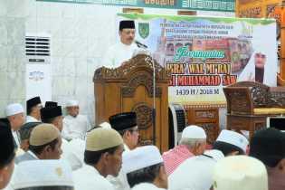 Said Syarifuddin: Isra' Mi'raj Peristiwa Agung dan Penting Dalam Sejarah Islam
