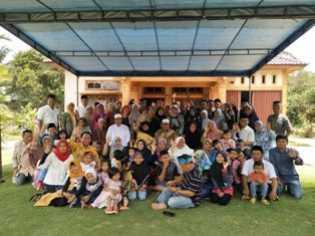 Keluarga Besar H. Mahmud Gelar Syukuran, Kompak Nyatakan Sikap Dukung Wardan-SU