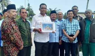 Pembangunan Masjid Muhammad Cheng Ho Ditargetkan Rampung
