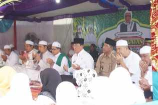 Wardan Hadiri Haul Sultani Aulia Syekh Abdul Qadir Al - Jaelani