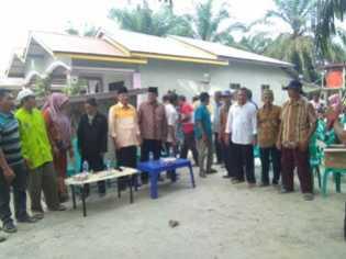 Warga Sekayan Antusias Hadiri Kampanye Dioalogis Cabup HM Wardan