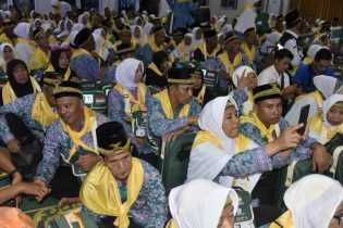 Jama'ah Haji Asal Inhil Meninggal Dunia di Madinah
