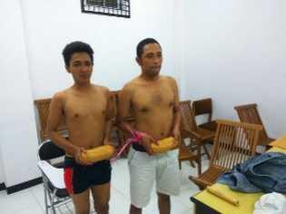 Dua Penumpang Pesawat Batik Air Diamankan di Bandara SSK II, Diduga Bawa 1.5 Kg Sabu