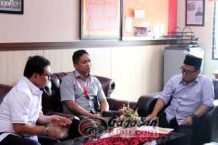 Ketua Bawaslu Riau : Terjadi 182 Pelanggaran Pidana Pemilu