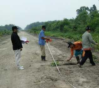 Serobot Lahan, PT THIP Digugat Petani Desa Tanjung Simpang