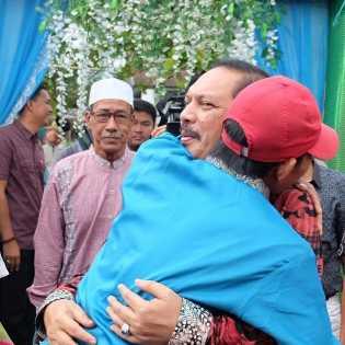 Pulang Kampung, Said Syarifuddin Kenang Masa-masa SMP