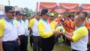 Wardan Tegaskan Pembinaan Olahraga di Inhil Harus Diperhatikan Serius