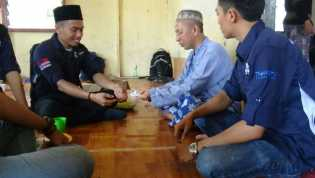 MTMA Inhil Pinta Pemda Perhatikan Prasarana Makam Tuan Guru Sapat