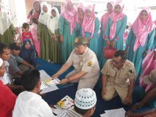 Rp 1 Milyar Dana Desa dari Gubri Zaman Now untuk Sosial Kemasyarakatan