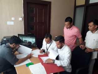 Melapor ke DKPP, Cakra 19 Minta Ketua KPU Pekanbaru dan Komisoner Bawaslu Riau Dipecat Dari Jabatannya