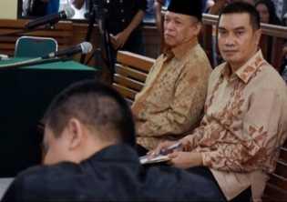 SK Pemberhentian Suparman Sebagai Bupati Sudah Diterima Pemkab Rohul