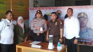 Kepergok Buang Sabu, Oknum PNS Dibekuk Polisi di Pekanbaru