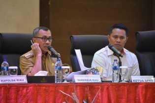 DPRD Riau Minta Kanwil Kemenag Keluarkan Surat Edaran Larangan Rumah Ibadah Dijadikan Tempat Kampanye