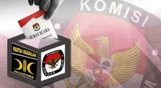 KPU Targetkan Tingkat Partisipasi Pilkada Pekanbaru dan Kampar di Atas 75 Persen
