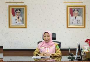 Pak Jokowi, Kiriman Vaksin Pemerintah Pusat Tak Mencukupi Target Riau 30 Ribu Vaksinasi Perhari