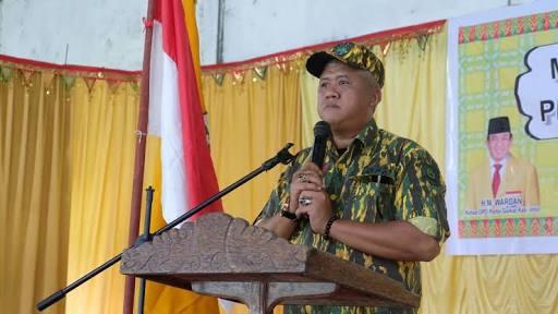Edy Sindrang Sarankan OPD di Lingkungan Pemkab Inhil Mengenai Perjalanan Dinas