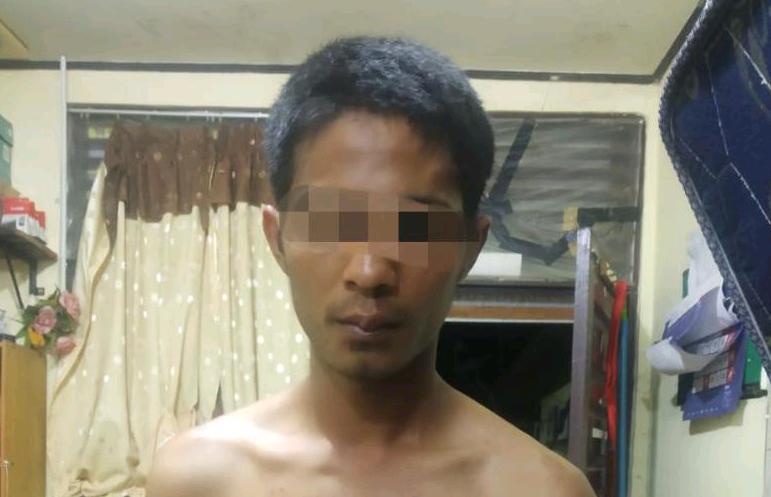 Maling Sepeda Motor, Pria ini Ditangkap Warga