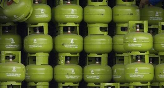 Di Inhil Diduga Ada Pangkalan Gas LPG Fiktif